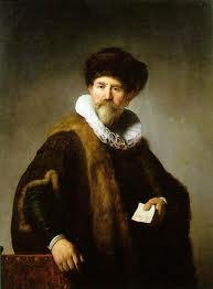 Rembrandt's Nicolaes Ruts