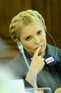 Tymoshenko in 2011