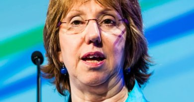 Catherine Ashton. Photo Credit: European Defence Agency, Wikipedia Commons.