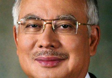 Malaysia's Najib Razak. Photo by Malaysian government, Wikipedia Commons.