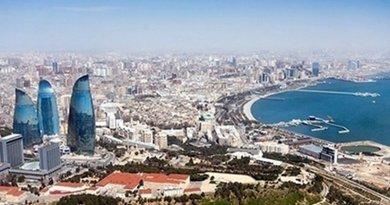 Baku, Azerbaijan. Source: Wikipedia Commons.