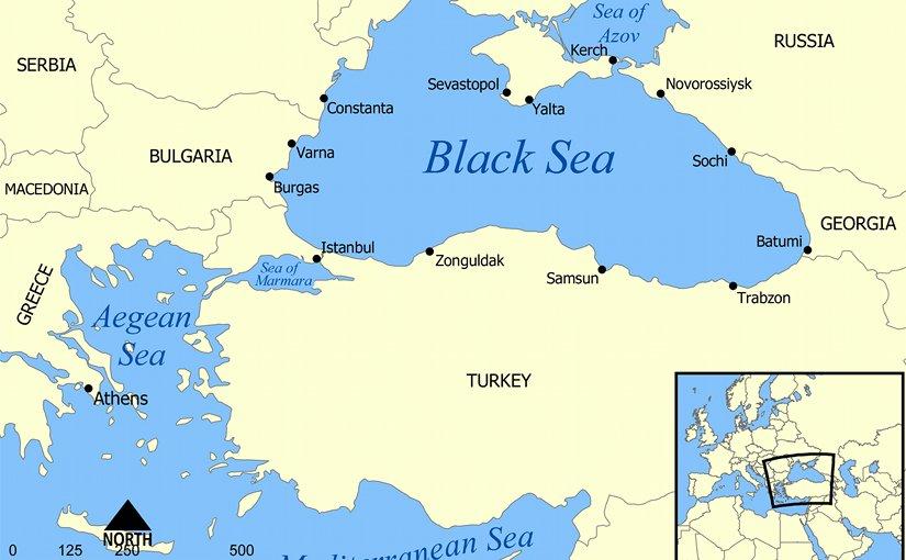 US 6th Fleet Flagship Makes Port Visit To Batumi Eurasia Review
