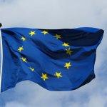 European Union flag. Source: Wikipedia Commons.
