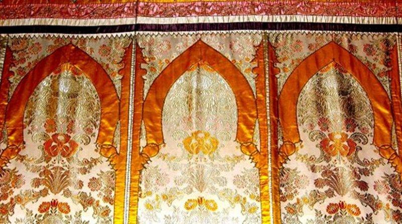 Islamic tapestry