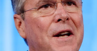 Jeb Bush. Photo by Michael Vadon, Wikipedia Commons.