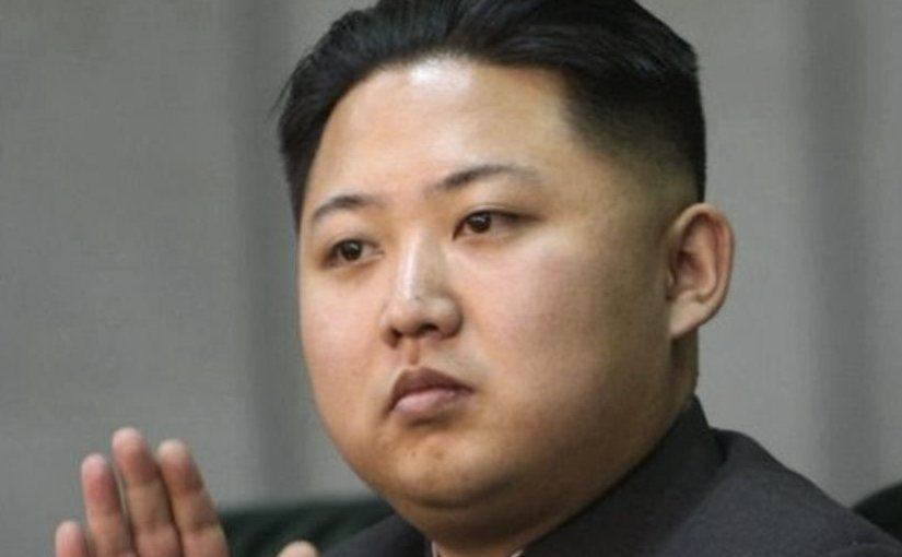 North Korea's Kim Jong-un. Source: Wikipedia Commons.