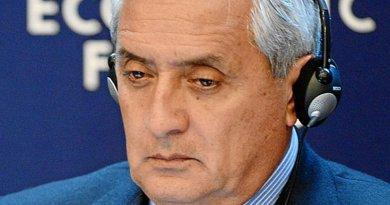Guatemala's Otto Pérez Molina. Photo Credit: World Economic Forum (Photo by Michael Wuertenberg), Wikipedia Commons.