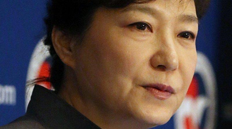 South Korea's Park Geun-hye. Photo Credit: Korean Culture and Information Service (Cheong Wa Dae), Wikipedia Commons.