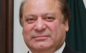 Pakistan's Nawaz Sharif. Photo Credit: US State Department, Wikipedia Commons.