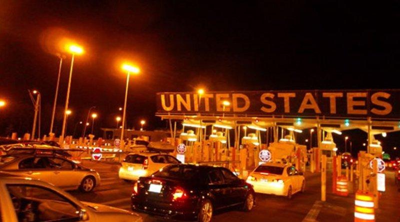 United States border
