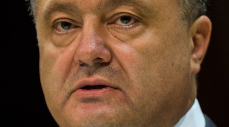 Ukraine's Petro Poroshenko. Photo Claude TRUONG-NGOC, Wikipedia Commons.