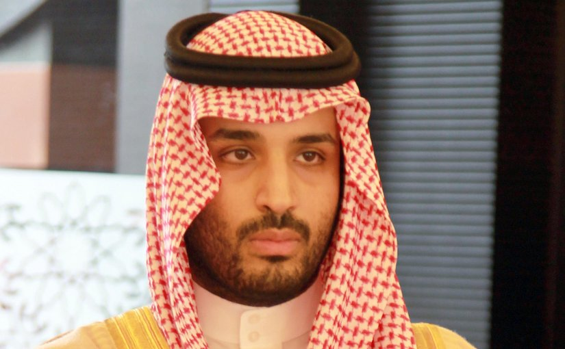 Saudi Arabia's Prince Mohammad Bin Salman. Photo by Mazen AlDarrab, Wikipedia Commons.