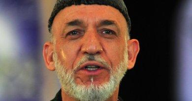 Afghanistan's Hamid Karzai. Photo Credit: USAID Afghanistan, Wikipedia Commons.