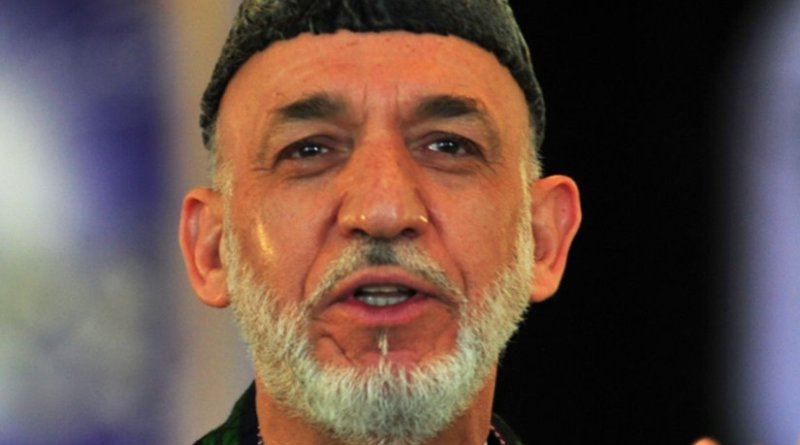 Afghanistan's Hamid Karzai. Photo Credit: USAID Afghanistan, Wikipedia Commons.