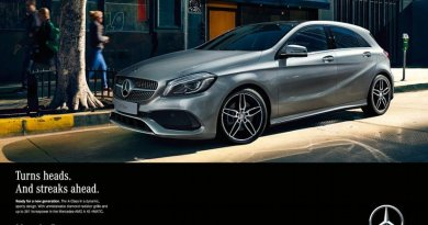 "To mark the launch, Mercedes-Benz is starting an extensive marketing and advertising campaign on all communication channels under the title ""The A-Class. Ready for a new generation."" Source: Mercedes-Benz."