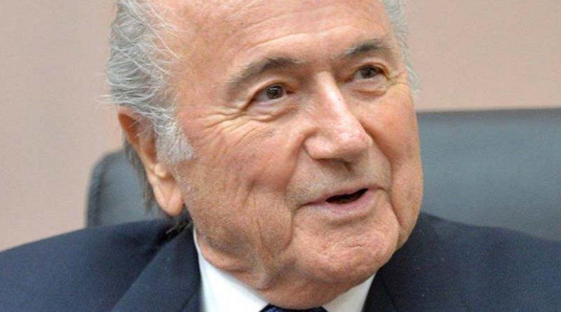 FIFA's Sepp Blatter. Photo Credit: Kremlin.ru, Wikipedia Commons.
