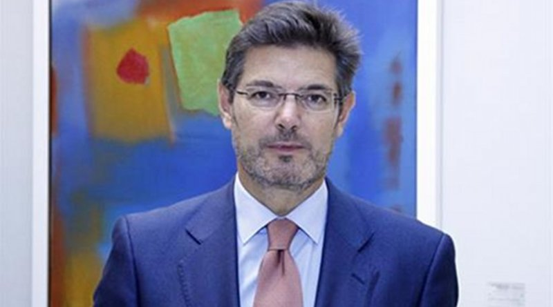 Spain's Rafael Catalá. Source: Spanish Government.