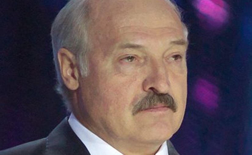 Belarus' Alexander Lukashenko. Photo Credit: Serge Serebro, Vitebsk Popular News, Wikipedia Commons.