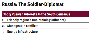 Russia: The Soldier-Diplomat