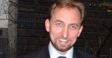 UN Human Rights Council (UNHRC) chief Zeid Ra'ad Al Hussein. Photo by Wl219, Wikipedia Commons.