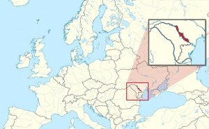 Location of Transnistria. Source: Wikipedia Commons.