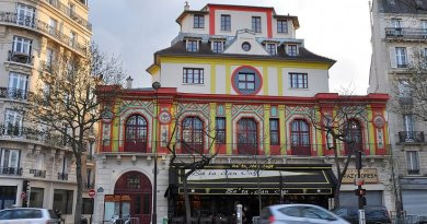 File photo of The Bataclan theatre, in Paris, France. Photo by Céline, Wikipedia Commons.