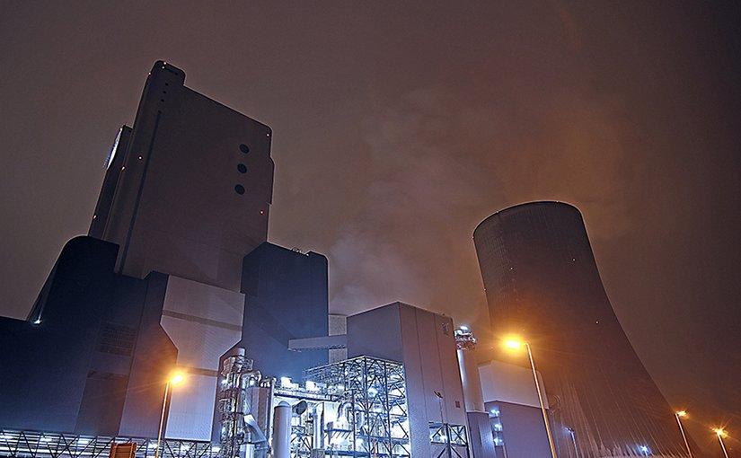 Coal fired power plant. Credit: UKERC.jpg