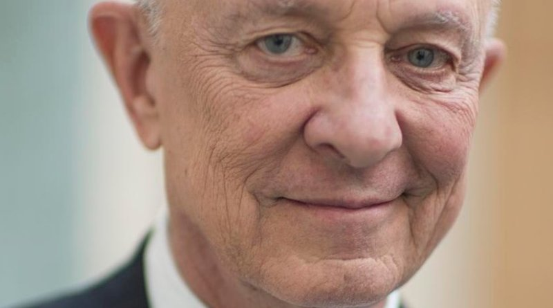 Former Director of Central Intelligence James Woolsey. Photo by Christopher Michel, Wikipedia Commons.