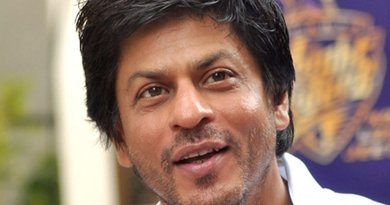India's Shah Rukh Khan. Photo Credit: http://www.bollywoodhungama.com, Wikipedia Commons.