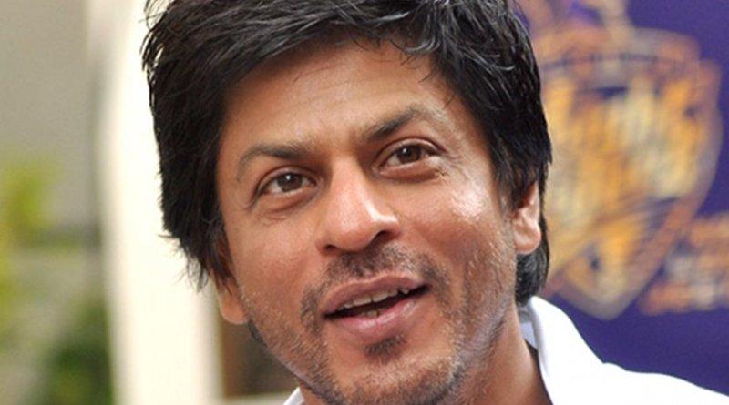 India's Shah Rukh Khan. Photo Credit: http://www.bollywoodhungama.com, Wikipedia Commons.
