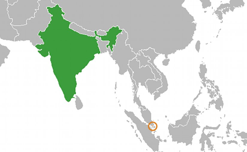 A newly minted old relationship strategic synergy between india and locations of india and singapore source wikipedia commons gumiabroncs Gallery
