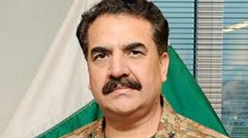 Pakistan's Raheel Sharif. U.S. Army photo by Staff Sgt. Steven Schneider, Wikipedia Commons.
