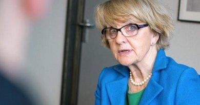 Poland's Danuta Hübner. Photo Credit: European Parliament News.