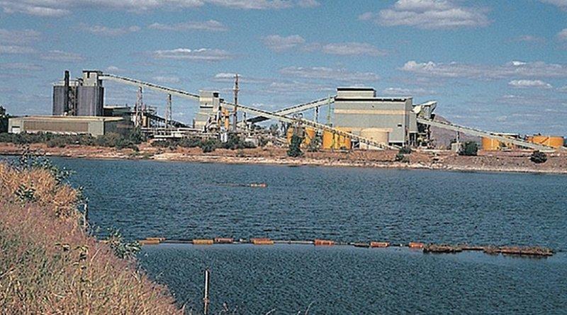 Ranger Uranium Mine in Kakadu National Park, east of Darwin, Australia. Credit: Stephen Codrington – Wikimedia Commons