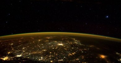 Day 233. Once upon a #star over Southern India. #GoodNight from @space_station! #YearInSpace https://t.co/ipT4AsDDir— Scott Kelly (@StationCDRKelly) November 15, 2015