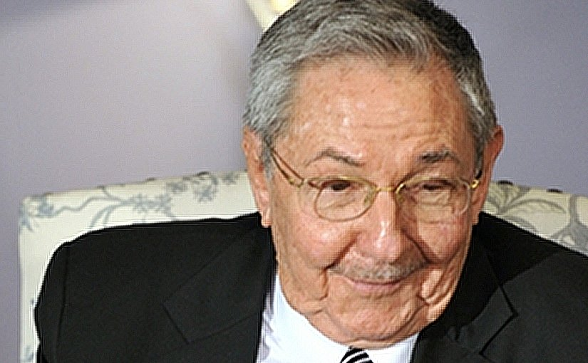 Cuba's Raúl Castro. Photo Russian Government, Kremlin.ru, Wikipedia Commons.