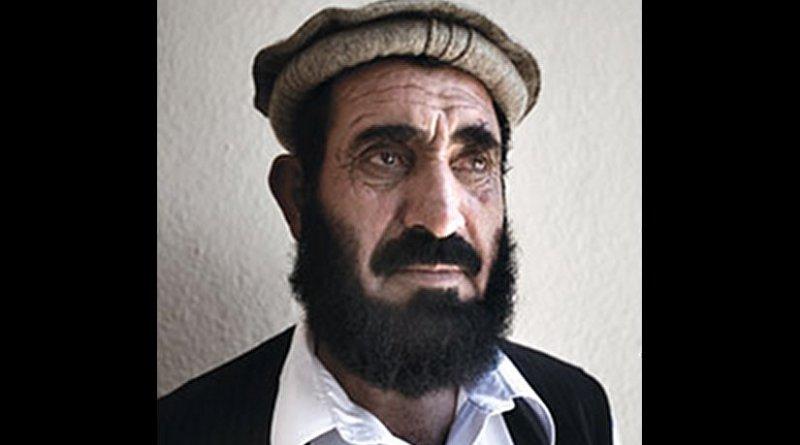 Haji Ghalib. Photo via Andy Worthington.