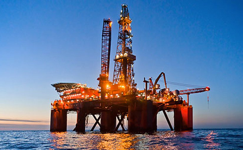 Lundin Petroleum drilling operations at a platform in North Sea. Photo Credit: Lundin Petroleum.