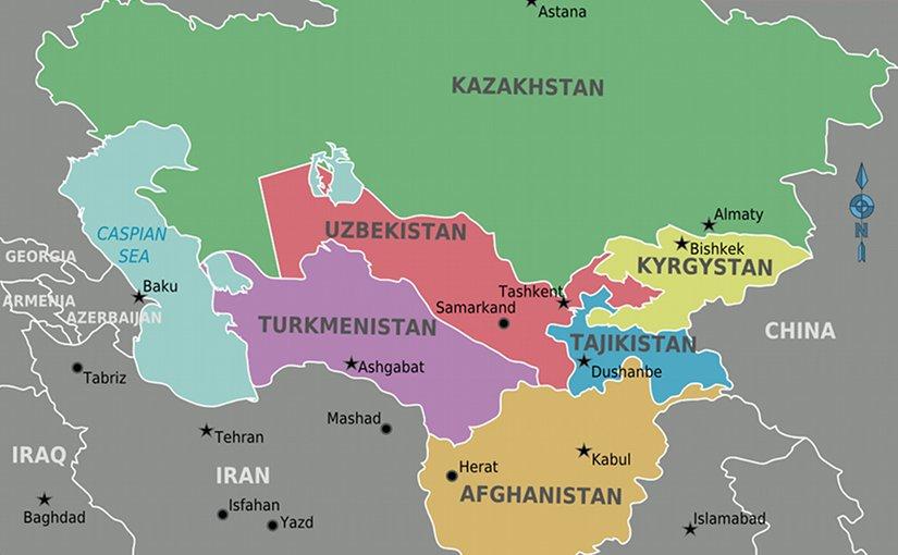Центральная Азия - пороховая бочка Евразии №1