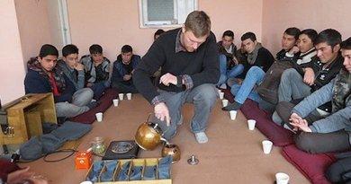 Tea project. Photo: Dr. Hakim.
