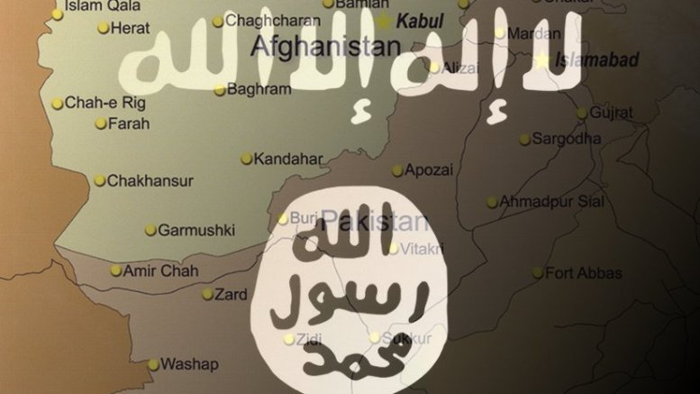 Islamic State in Afghanistan and Pakistan.