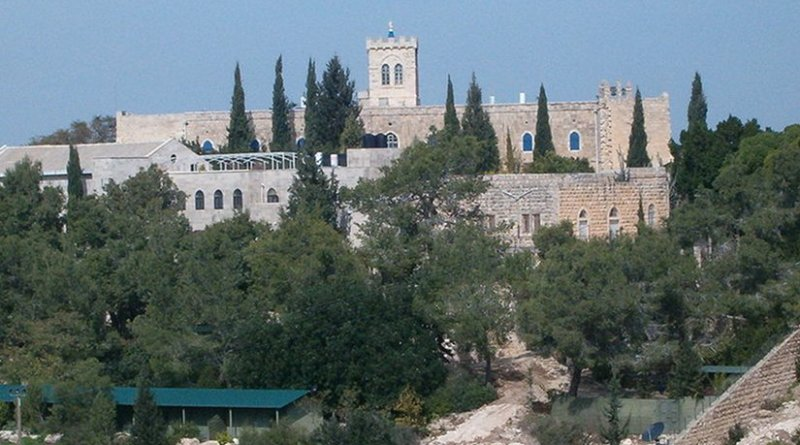 Bet Gemal monastery in Israel. Photo Wikipedia Commons.