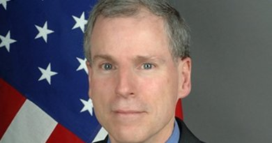 Robert Ford. Photo Credit: US Department of State