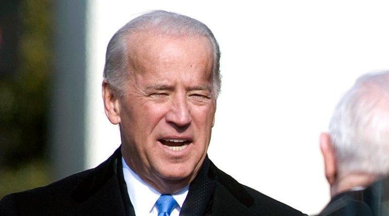 US Vice President Joe Biden. Photo by Petty Officer 1st Class Chad J. McNeeley, USN, Wikipedia Commons.