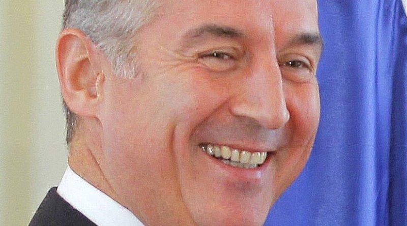 Montenegro's Milo Djukanovic. Photo UKOM, Daniel Novakovič/STA. Wikimedia Commons.