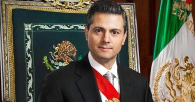Mexican President Enrique Peña Nieto. Photo Credit: Presidencia Mexico, Wikipedia Commons.