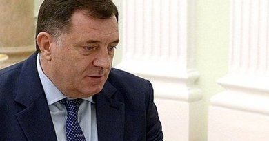 Republika Srpska's Milorad Dodik. Photo Credit: Cropped from Kremlin.ru photo.