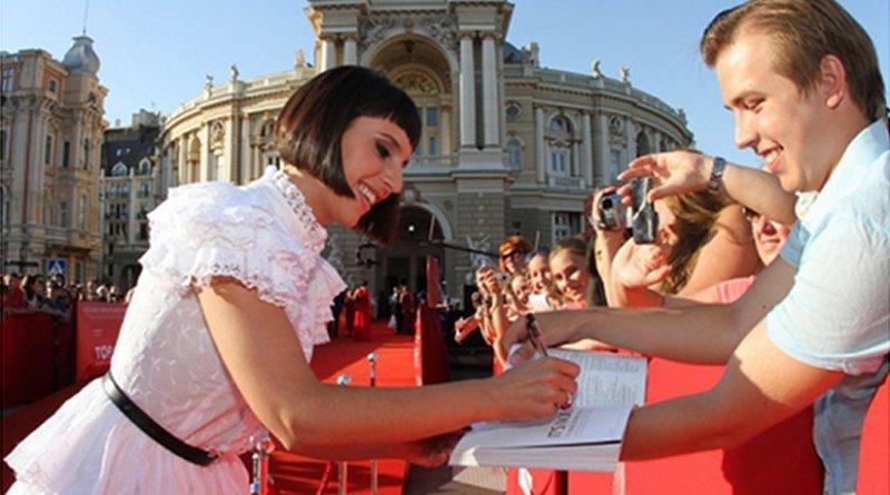 Jamala. Photo Credit: Odessa International Film Festival, Wikipedia Commons.