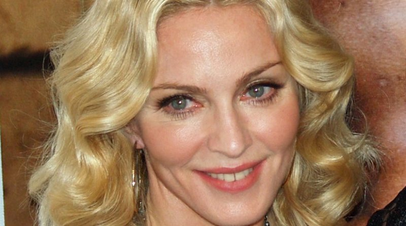 Madonna. Photo by David Shankbone, Wikipedia Commons.
