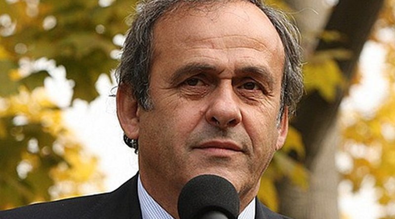 Michel Platini. Photo Credit: Chancellery of the President of the Republic of Poland, Wikipedia Commons.